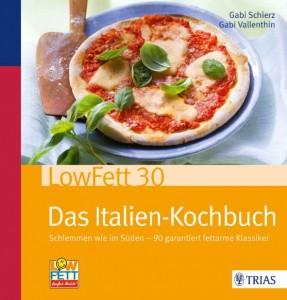LowFett30 Das Italienkochbuch